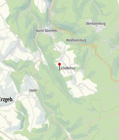 Karte / BL09 - Altenberg Stephanshöhe