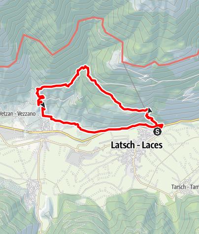 Karte / Ratschill-Runde