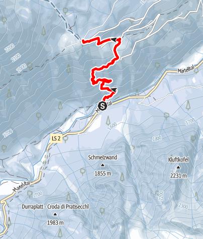 Karte / 5er Verbindung Stallwies