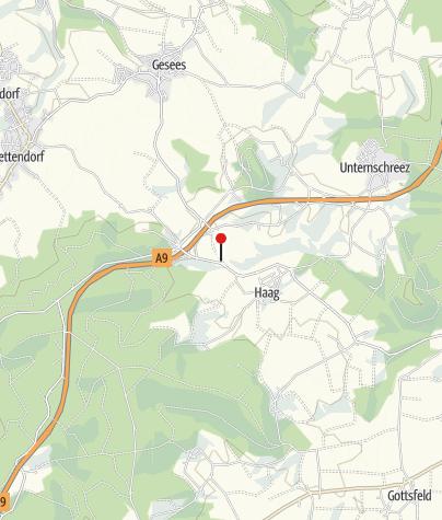 Karte / TransOst 1 - Erzgebirge