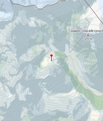 Karte / Lazaunhütte