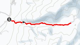 Karte / Colorado Springs: Mosca Pass