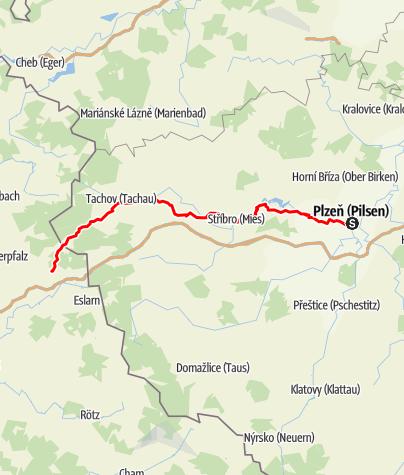 Karte / Tour aus GPX-Track am 11. Juni 2020