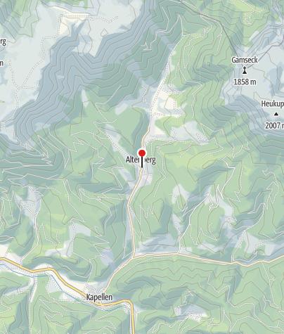 Karte / Altenbergerhof