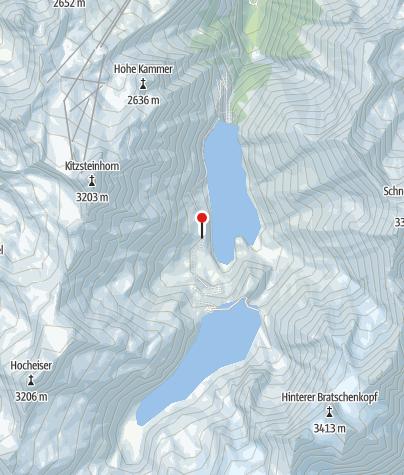Karte / Ebmatten-Fürthermoaralm