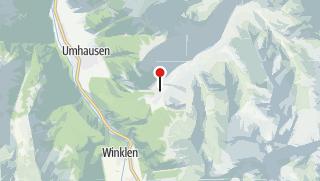 Karte / Berghotel Falknerhof