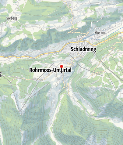 Karte / Hotel das Bergkristall