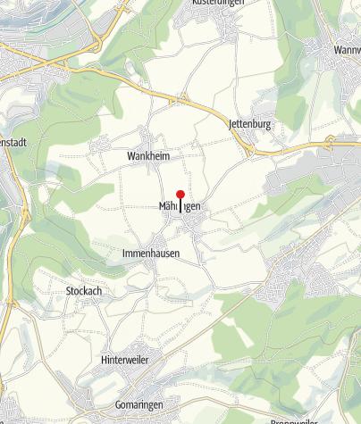 Karte / GENUSS-RUCKSACK Mayer´s Waldhorn