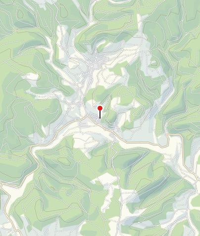 Karte / Teststelle am Bürgerhaus in Aue