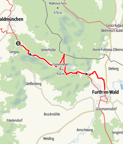 Karte / Die Panoramatour