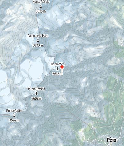 Karte / Rifugio Vioz