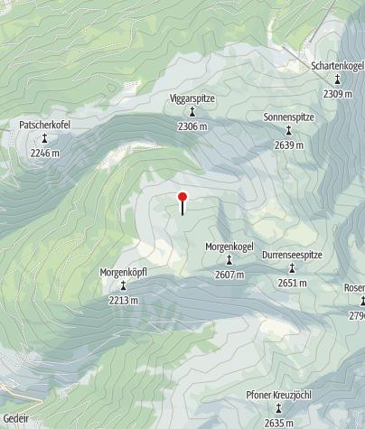 Karte / Signalkopf