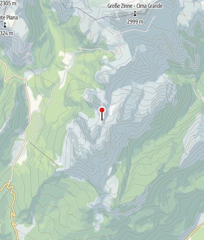 Karte / Rifugio Fonda Savio