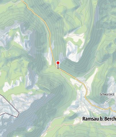 Karte / Wanderparkplatz Schwarzbachwacht