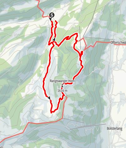 Karte / Entwurf vom 12. September 2021