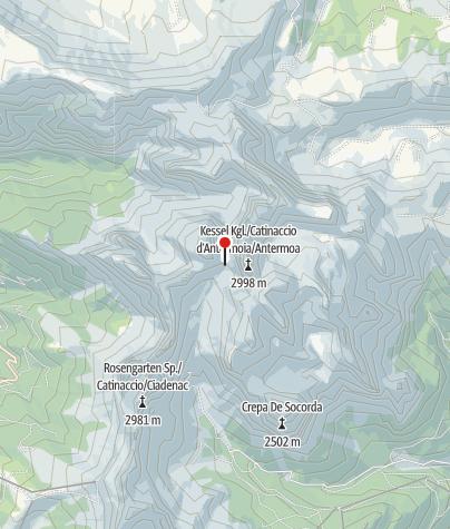 Karte / Grasleitenpasshütte
