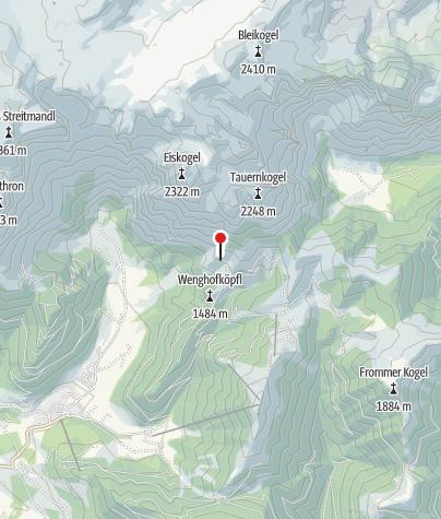 Karte / Dr.Heinrich-Hackel-Hütte