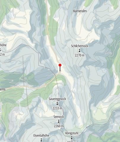 Map / Dr.Josef-Mehrl-Hütte