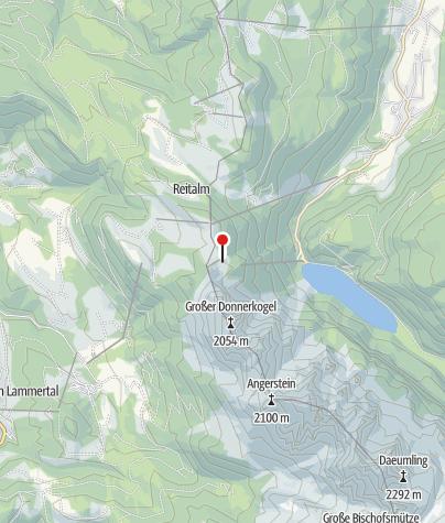 Map / Gablonzer Hütte