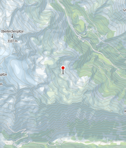 Karte / Villacher Hütte