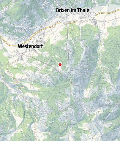 Karte / Alpenrosenhütte