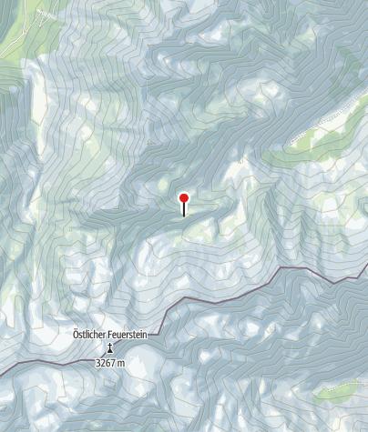 Map / Bremer Hütte