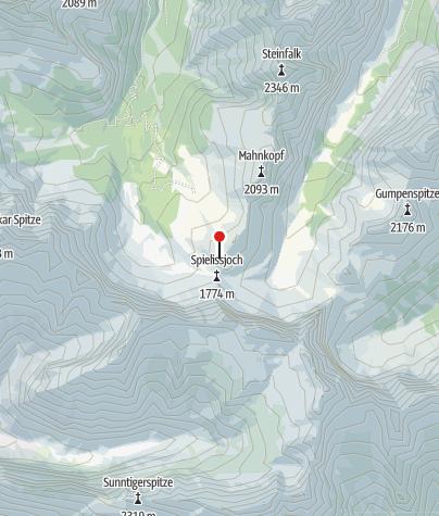Map / Falkenhütte