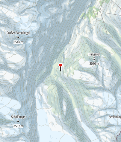 Map / Langtalereckhütte