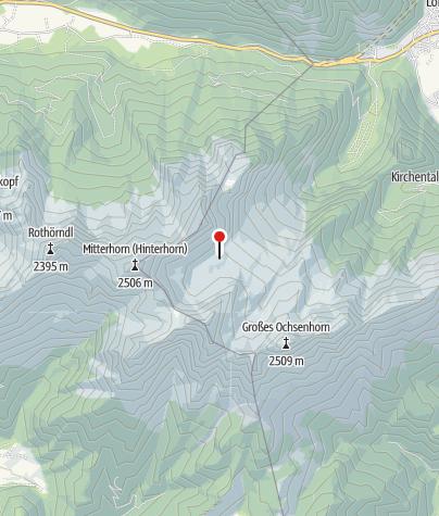 Map / von-Schmidt-Zabierow-Hütte