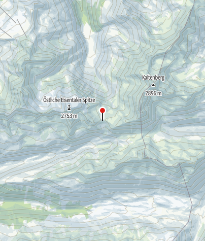 Karte / Neue Reutlinger Hütte