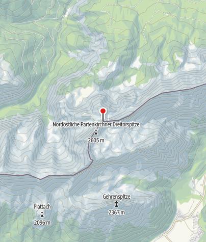 Karte / Meilerhütte