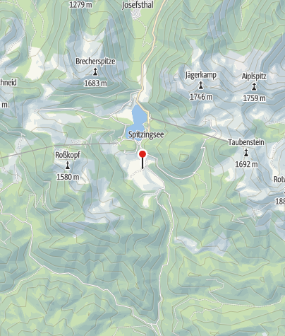 Karte / Albert-Link-Hütte
