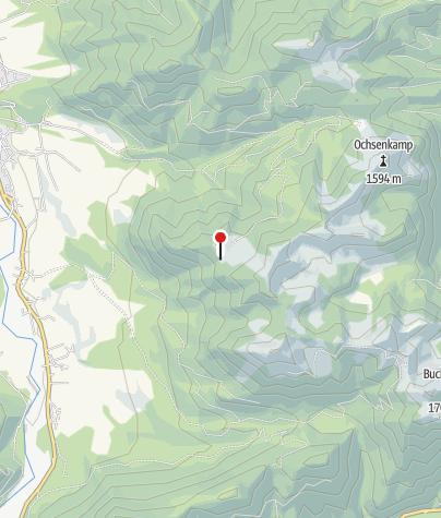 Map / Lenggrieser Hütte