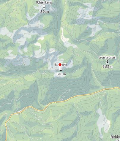Map / Tegernseer Hütte