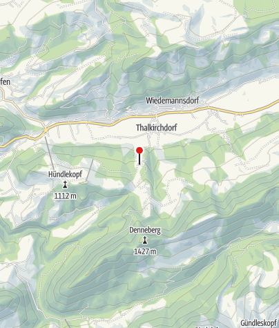 Map / Schwand-Alpe