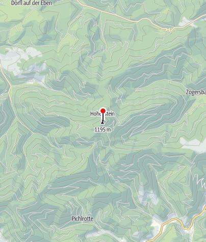 Karte / Otto-Kandler-Haus