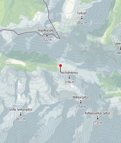 Karte / Karwendelhaus
