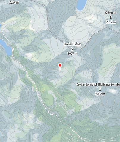 Karte / Kattowitzer Hütte