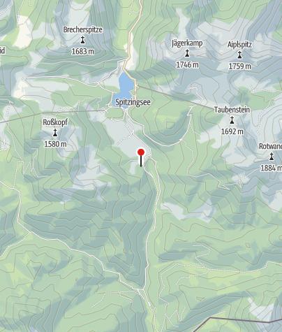 Karte / Blecksteinhaus