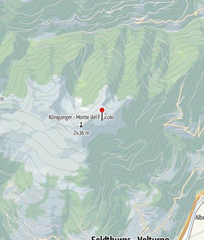Karte / Radlseehütte