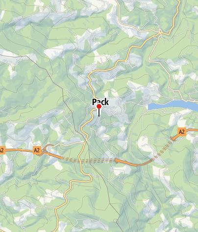 Karte / Alpenhof Tilzwirt