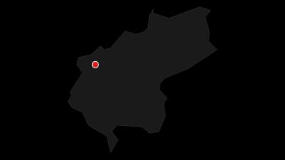 Karte / Auf die Hohe Kirche im Bergsteigerdorf Vals