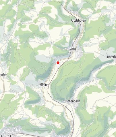 Karte / Düsselbacher Hütte