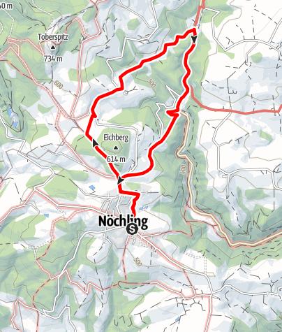 Karte / Ölmühlenweg
