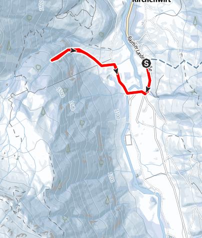 Karte / Kathrins Laden, Rauris