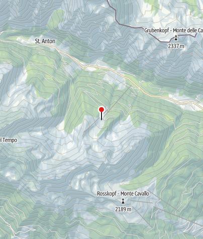 Karte / Ladurnerhütte