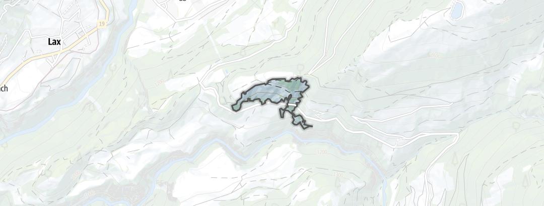 Karte / Binnegga
