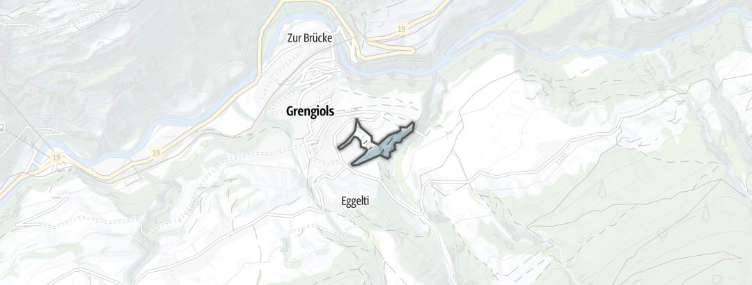 Karte / Oberdorf