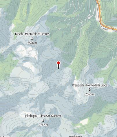 Karte / Sulzenalm