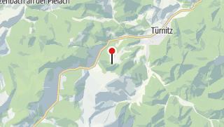 Karte / Teichhütte